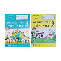 Combo Sách - Đề kiểm tra Tiếng Việt 3 học kì I + II
