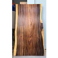Mặt bàn gỗ me tây nguyên tấm tự nhiên KT 5x75x150cm