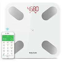 Cân Sức Khỏe Thông Minh Body Scale Kèm 1 Cuộn Thước Dây Đo Chiều Cao Cân Chính Xác 0.1g-180Kg