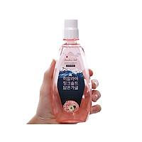 Nước súc miệng Bamboo Salt muối hồng himalaya 320ml (Bao Bì Mới)