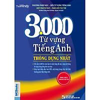 Sách 3000 Từ Vựng Tiếng Anh Thông Dụng Nhất