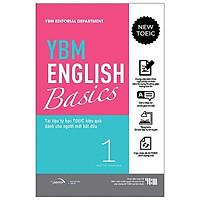 Sách - YBM English Basics 1 239K