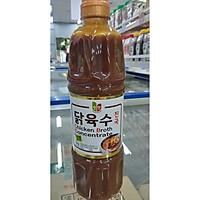 Nêm nước cốt gà hàn quốc chicken stock 1kg