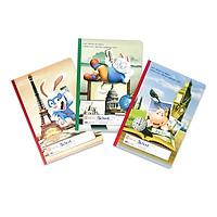 Vở 4 Ô ly 48 trang School 3D 0575 (10 quyển)