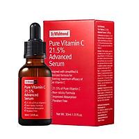 Tinh chất Vitamin C dưỡng trắng da trị mụn làm mờ vết thâm By Wishtrend Pure Vitamin C 21.5 Advanced Serum 30ml