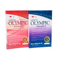 Sách : Luyện thi Olympic Toán Quốc Tế - Toán Lớp 8 và Lớp 9 ( 12 - 15 tuổi )