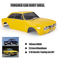 Killerbody 48323 RC Car Body Shell Kit for 257mm Wheelbase for 1/10 RC Touring Car Frame Printed Finished Car Body