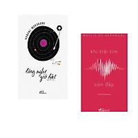 Combo 2 cuốn sách: Khi trái tim còn đập + Lắng nghe gió hát