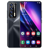 """Reolme7 SmartPhone Android 11.0 Global Version 6.8"""" HD Screen 8GB+256GB Cellphone 6800mAh Battery"""