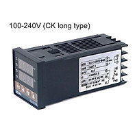 PID Digital Temperature Controller REX-C100FK02-M*AN 0 To 400°C K Type Relay Output (100-240V DK short)