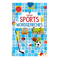 Usborne Sports Wordsearches