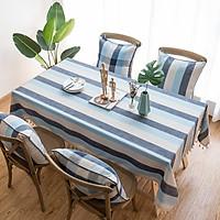 Khăn trải bàn KBCC07 MARYTEXCO chất liệu cotton thêu, đường may tinh xảo, viền tua rua sang trọng phù hợp với những không gian cao cấp, đem lại nét đẹp tinh tế cho căn phòng