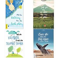 Combo 4 Cuốn Năm Tháng Rực Rỡ Của Tuổi Trẻ : Một Lần Biết Buông Vạn Lần Hạnh Phúc +Cuộc Đời Không Phụ Lòng Người Nỗ Lực+ Mỗi Lần Vấp Ngã Là Một Lần Trưởng Thành+ Tuổi Trẻ Sống An Nhiên Nhưng Đừng An Phận/BooksetMK ( Chấp Thực Tế Thì Mới Có Thể Vượt Qua)