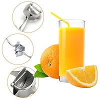 Ép hoa quả bằng nhôm, ép cam, ép táo, dễ vệ sinh