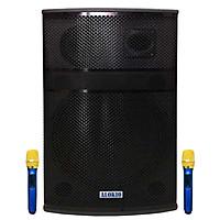 Loa kẹo kéo karaoke bluetooth Alokio WML AL-18 - Hàng chính hãng