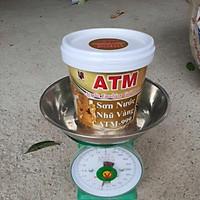 Sơn nước nhũ vàng ATM-999 hộp 980g