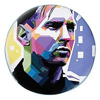 Gối Ôm Tròn Messi - GOST148