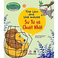Truyện Tranh Ngụ Ngôn Dành Cho Thiếu Nhi: Sư Tử Và Chuột Nhắt ( Song Ngữ Anh - Việt)