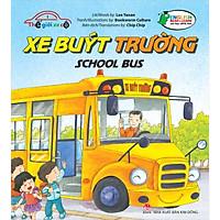 Thế Giới Xe Cộ: Xe Buýt Trường_School Bus