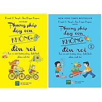 Sách - Combo 2 Cuốn Sách Phương Pháp Day Con Không Đòn Roi