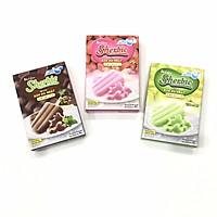 Combo hộp Bột làm Kem Đá Nhật Bản Shirbie - House Foods