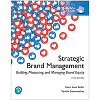 Strategic Brand Management : Building, Measuring and Managing Brand Equity (5th Global Edition)
