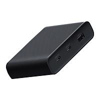 Bộ sạc USB Xiaomi ZMI 65W 3 Bộ chuyển đổi nguồn USB Đa bảo vệ USB-C Bộ chuyển đổi bộ sạc USB-A Đầu ra nhanh cho