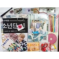 Bộ Album Photobook BTS (kèm phụ kiện móc khóa, vòng tay)