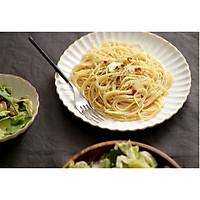 Đĩa tròn đẹp Hàn Quốc- Erato Cotton- Màu trắng viền mạ vàng- 8inch- Hàng nhập khẩu Hàn Quốc