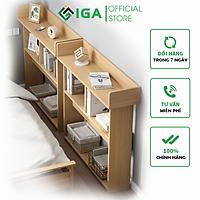 Kệ Sách Để Sàn IGA , Giá Để Đồ Đa Năng Trong Phòng Ngủ - GP137