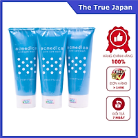 Sữa rửa mặt sạch mụn Naris Acmedica Acne Care Wash Nhật Bản 100g