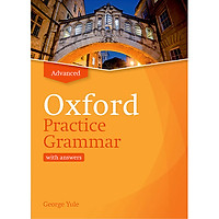 Oxford Practice Grammar Advanced with Answer Key (Updated Edition)