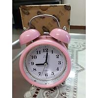 Đồng hồ báo thức để bàn loại nhỏ hình tròn