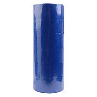 Lốc 6 Cuộn Băng Keo Full Màu (80 yard x 5cm) - Xanh Dương