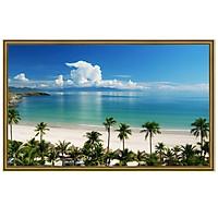 Tranh dán tường cảnh biển đẹp CB0005K
