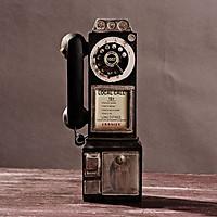 Đồng hồ cổ đen - DHCD 90