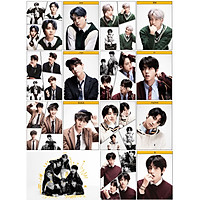"Poster BTS ""Map Of The Soul: 7"" Ver 4"