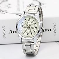 Đồng hồ nam cao cấp dây đeo kim loại lịch lãm cao cấp cực đẹp ZO104