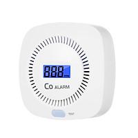 KKmoon Carbon Monoxide Detector Sensor Monitor LCD Digital Carbon Monoxide Alarm Meter High Precision CO Gas Tester