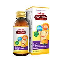 Siro ăn ngon Hoa Thiên hổ trợ hệ tiêu hóa giúp bé ăn ngon và phát triển tốt chai 120ml