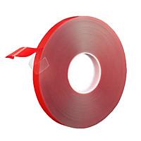 Băng Keo Hai Mặt Trong Suốt Siêu Dính Dán Kính Mica Nội Thất Xe Ô Tô 66 mét x 10mm x 0.5mm Legaxi