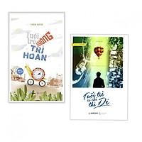 Combo Tuổi Trẻ Không Trì Hoãn + Tuổi Trẻ Có Chí Thì Đi (Tặng Bookmark Books)