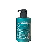 Xả/Hấp Giữ Màu Nước Hoa Livegain Premium Silky & Shine Conditioner