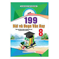 199 Bài Và Đoạn Văn Hay Lớp 8