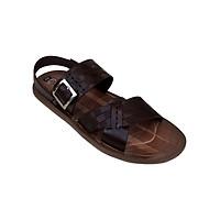 Dép sandal nam da bò cao cấp Trường Hải SDN248