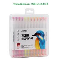 Bút màu Marker 36 màu D289-36