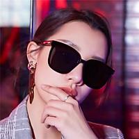 Mắt Kính Thời Trang Nam Nữ, Kính Râm Gọng Vuông Phong Cách Super Star KM21