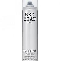 Gôm xịt tóc giữ nếp cứng Tigi Hard Head
