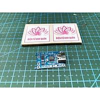 Mạch sạc pin lithium-ion 18650 3.7V TP4056 USB type-C
