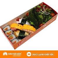 [Chỉ Giao HCM] - Sushi Box 4A